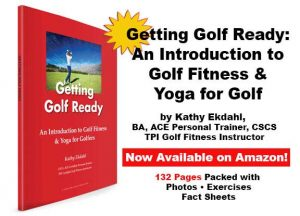 Getting Golf Ready Fitness Book