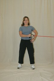 Shoulder External Rotation- Elastic Tubing