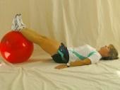 Triple Threat - Physio Ball